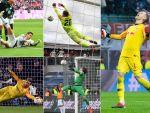 Die besten Torhüter der Bundesliga