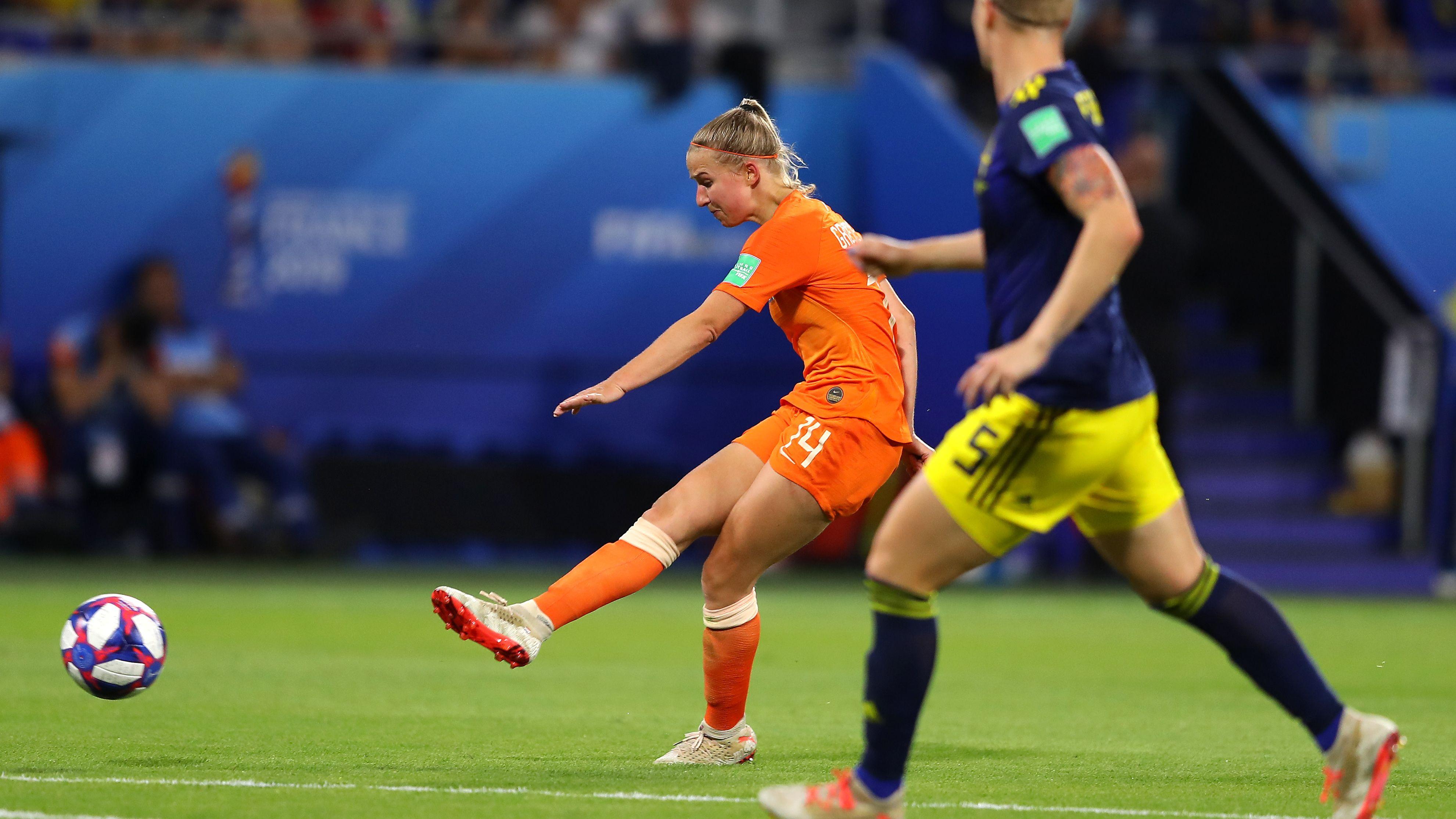 Kicker Frauen Wm