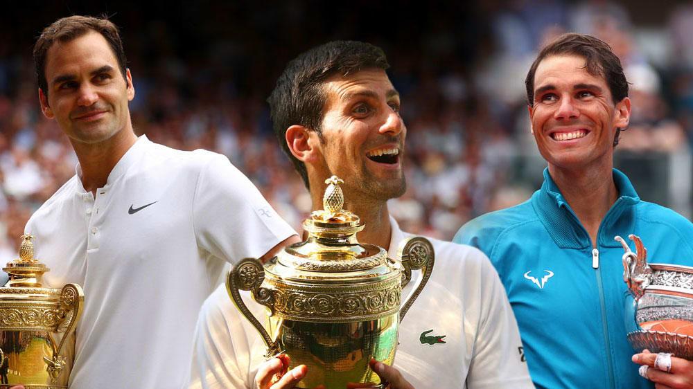 Meiste Grand Slam Titel Herren