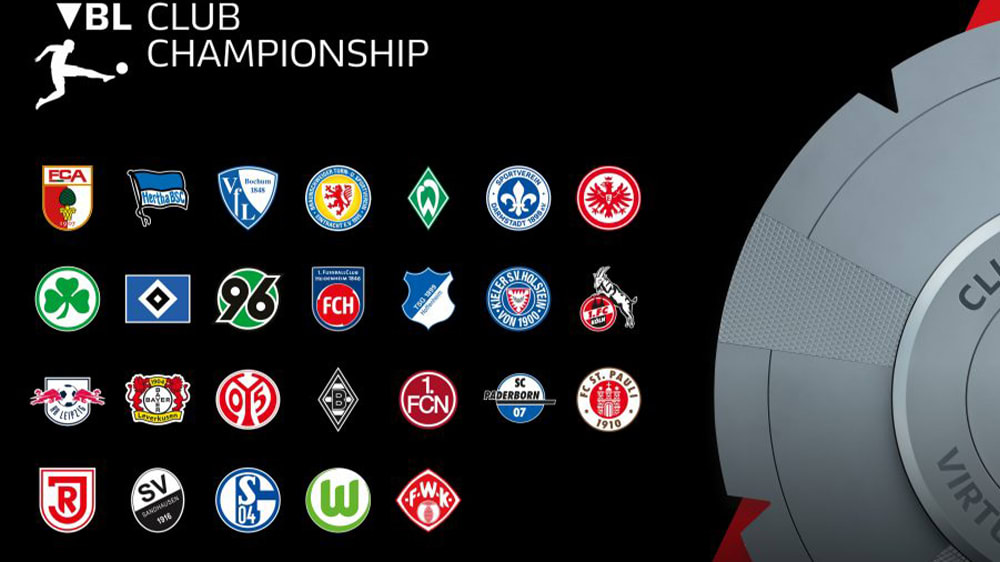 Fifa 21 26 Teams Bei Der Vbl Club Championship 2020 21 Kicker