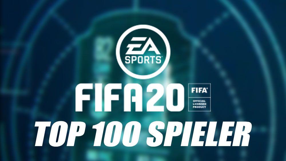Top 100: Die besten Spieler in FIFA 20 - Elf Spieler aus der Bundesliga dabei