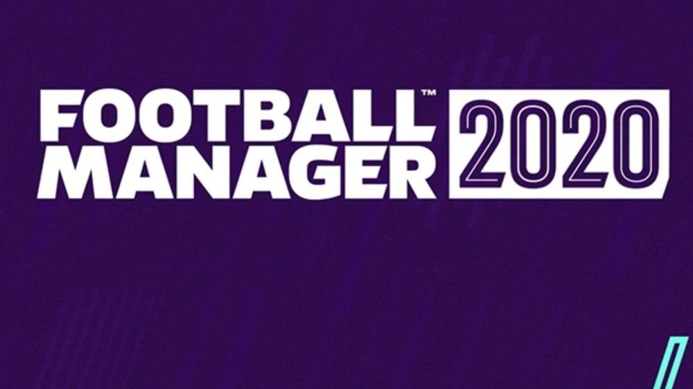 Der Football Manager 2020 ist eine Woche kostenlos über Steam erhältlich