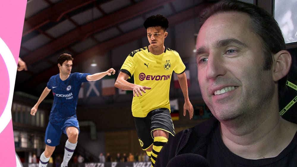 VOLTA und warum es mehr als ein Journey-Ersatz ist. FIFA Producer Matthew Prior im Gespräch