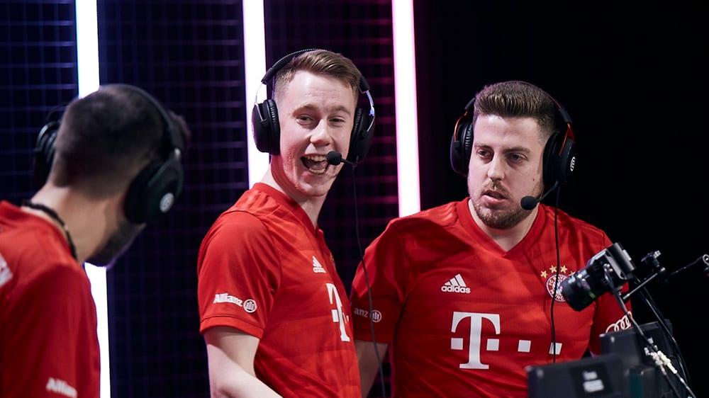 Die Bayern dürfen sich über einen weiteren Sieg freuen
