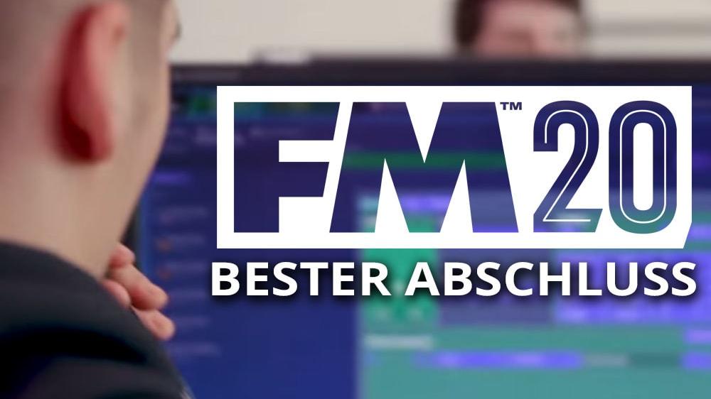 Football Manager 2020: Die Spieler mit dem besten Abschluss