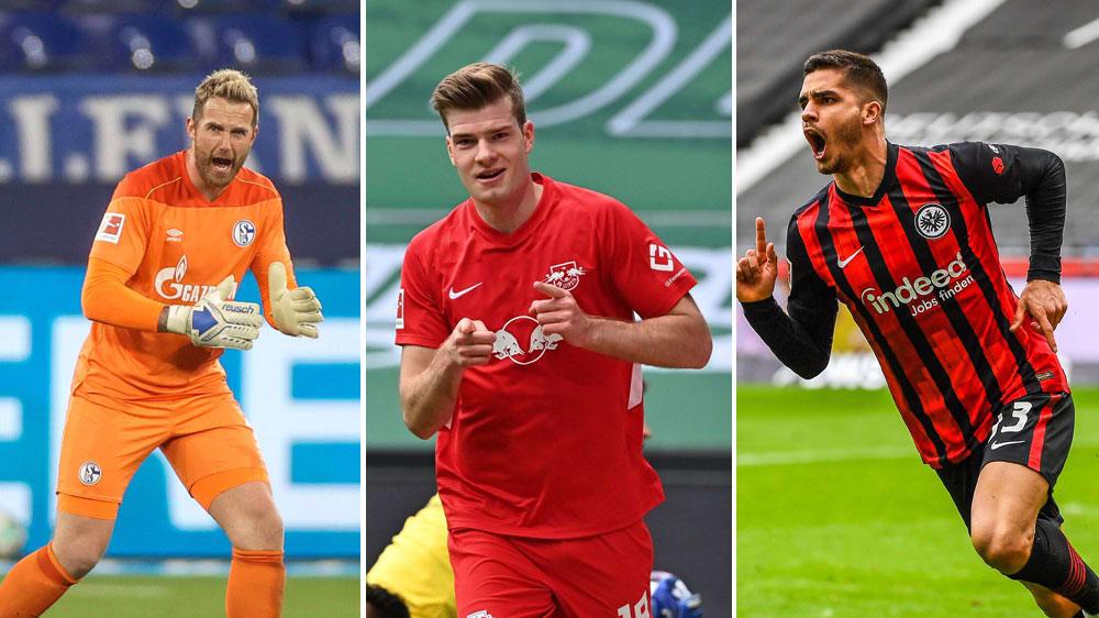 Fünf Neulinge und dreimal die 1,5: Die kicker-Elf des 28. Spieltags