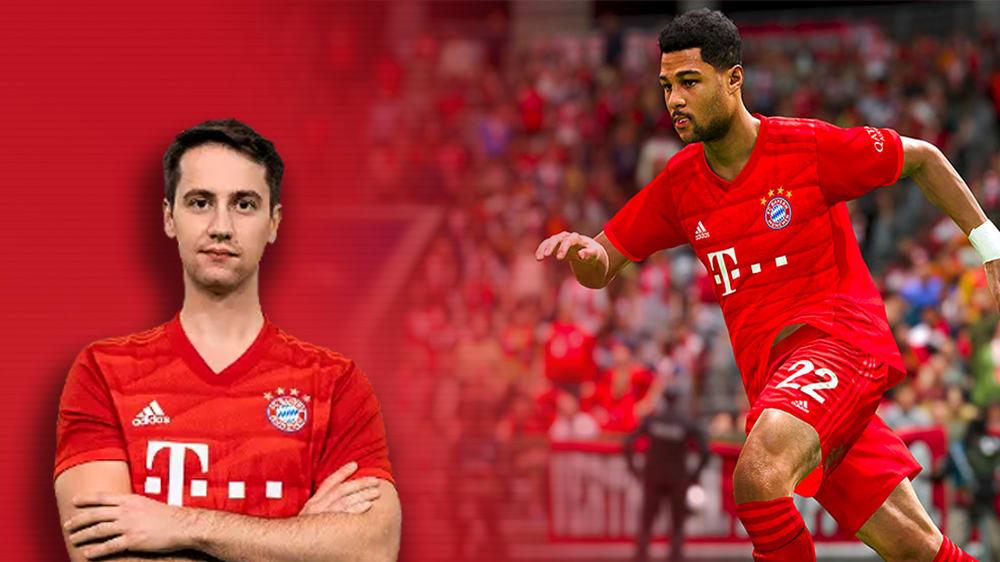 Matthias 'Lutti-1' Luttenberger ist der Coach von FC Bayern Esports.