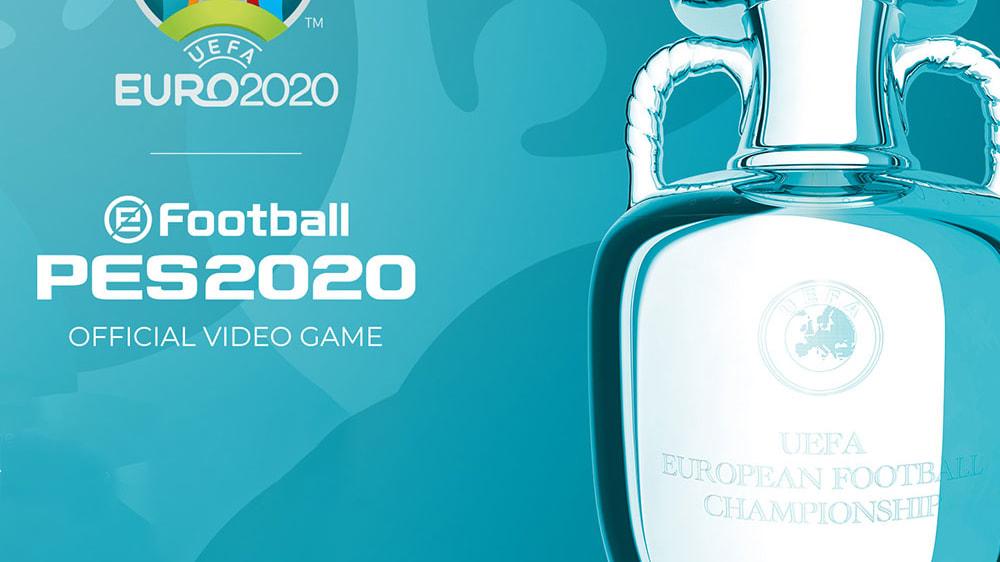 PES 2020 hat die UEFA EURO 2020 als exklusiven Partner und bringt auch einen neuen eSport-Wettbewerb an den Start