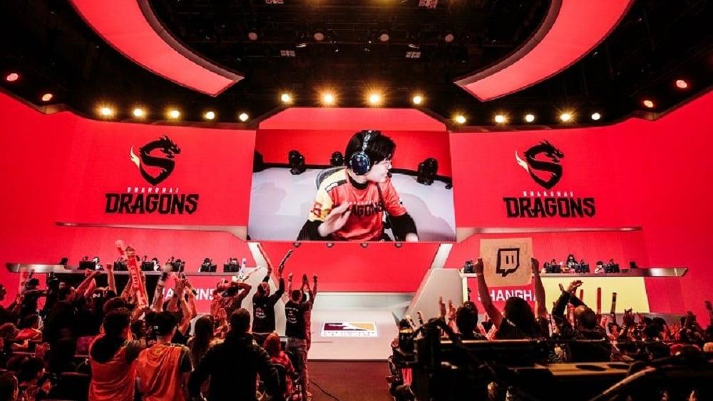 Aufschwung: Die Shanghai Dragons geben in dieser Saison ein ganz anderes Bild ab.
