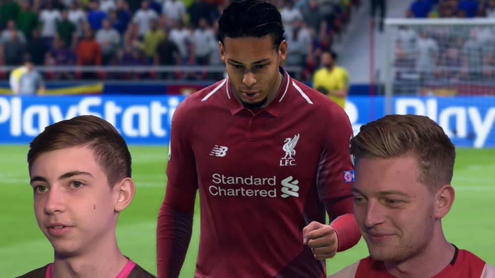 Experten beantworten: Wer wird der neue Virgil van Dijk in FIFA 20?