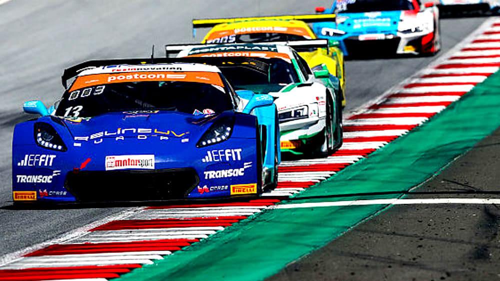 Die ADAC GT Masters Esports Championship geht in eine neue Runde