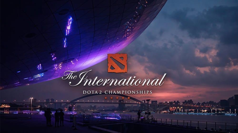 In der Mercedes-Benz Arena in Shanghai wird das diesjährige International gespielt.