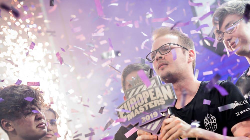 BIG gewinnt als erste deutsche Mannschaft die EU Masters.