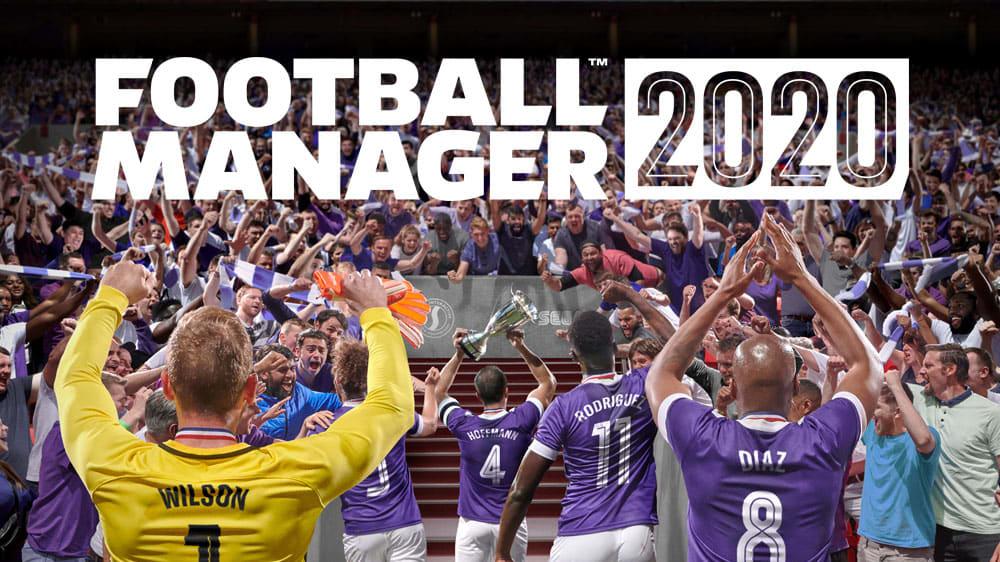 Football Manager 2020 - erste Screenshots und ein fixer Release.