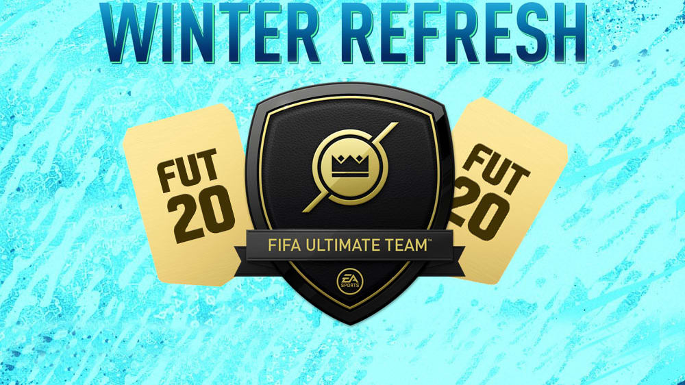 Mit dem Winter Refresh in FIFA 20 Ultimate Team kommen auch über 120 neue Spieler