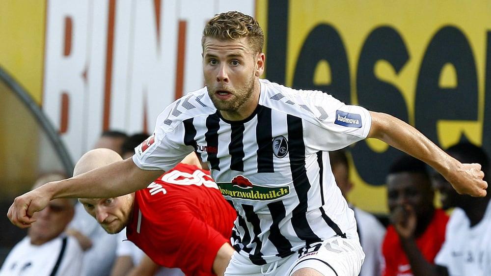 Empfiehlt sich mit Toren und guter Fitness: Freiburgs Yoric Ravet.