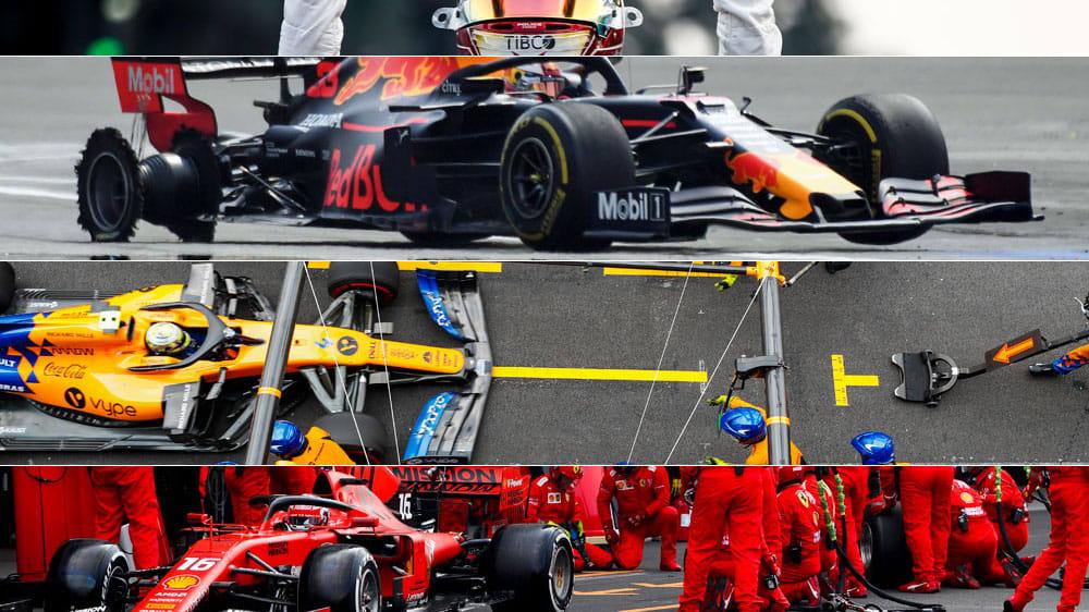 Bilder zum Grand Prix von Mexiko
