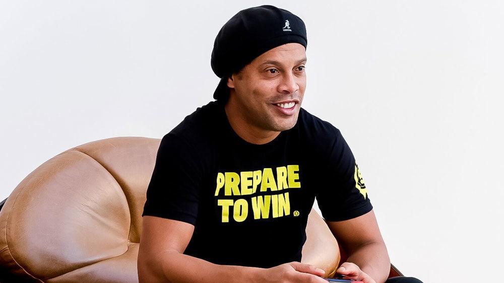 Ronaldinho will nach der eigenen PES-Liga auch ein FIFA-Team haben