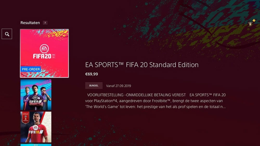 Keine FIFA Points und keine Special Editionen für Belgien