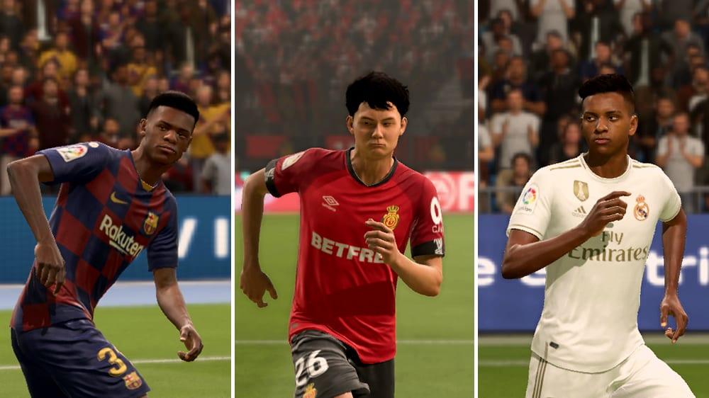 FIFA 20: Die besten Talente der La Liga