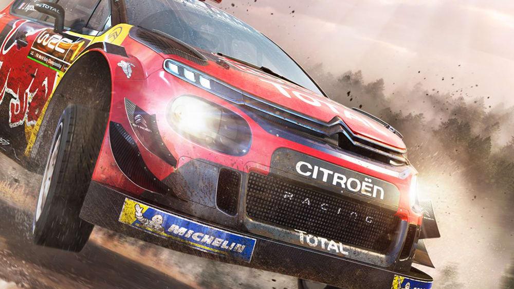 In WRC 8 gibt es die offiziellen Autos und Strecken aus der World Rally Championship.