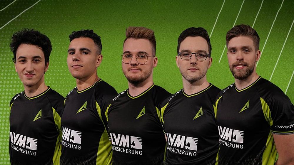 Mit drei neuen und zwei alten Spielern geht ad hoc gaming in die kommende Saison.