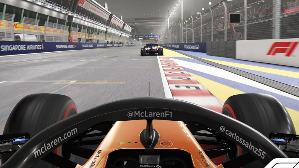 F1 2019 vs  F1 2018 - der Cockpit-Vergleich - eSport MEHR