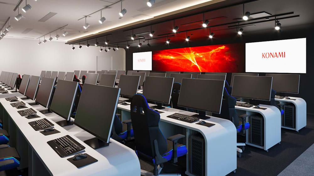 Anfang 2020 will Konami in Ginza, einem Stadtteil von Tokio, einen hochmodernen eSport-Komplex eröffnen.