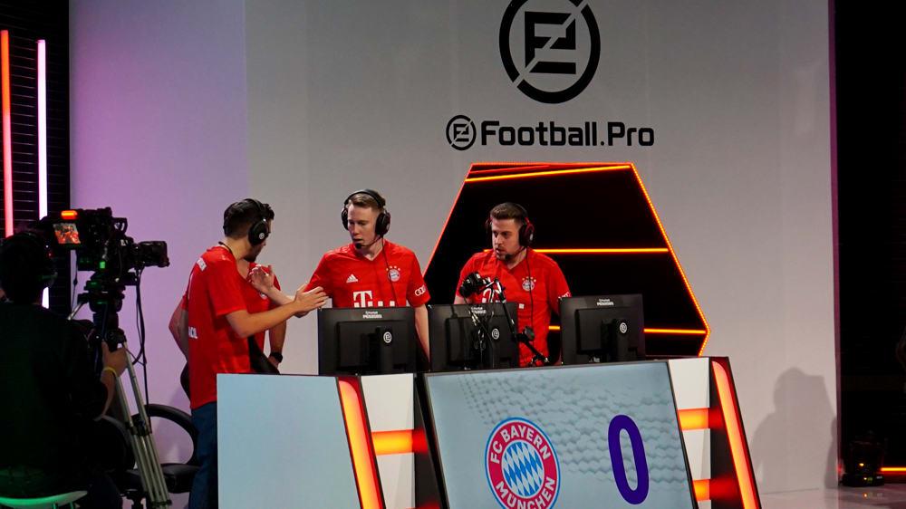Die eFootball.Pro ist die höchste Liga für Profis der Fußballsimulation PES.