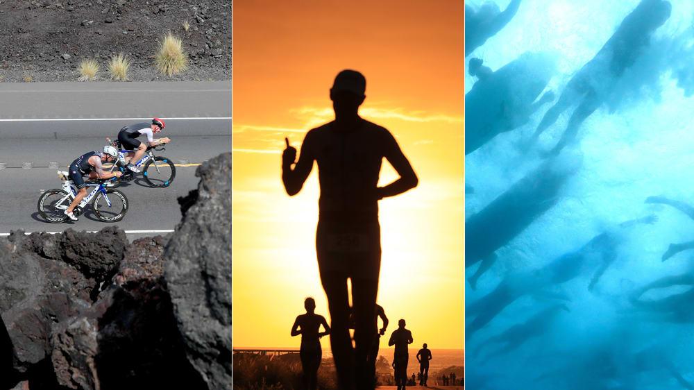 Ironman-WM auf Hawaii