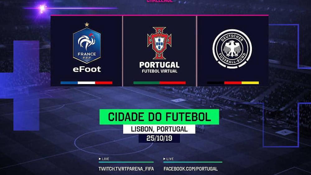 Keine einfache Aufgabe: In Lissabon muss die eNationalmannschaft gegen Frankreich und Portugal ran.