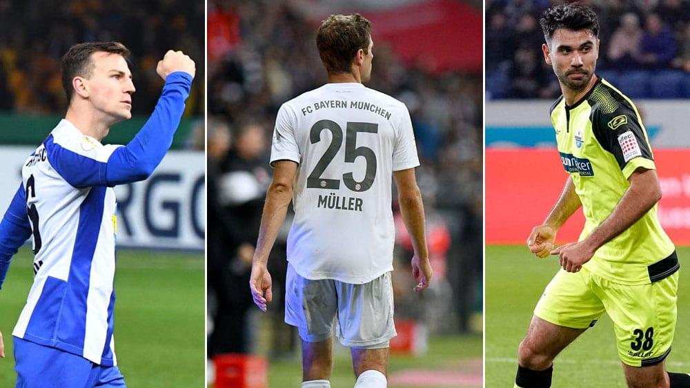 Daridas besondere Stärke und Müllers Durststrecke