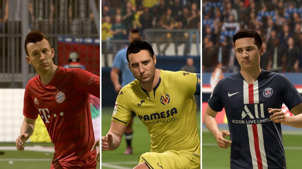 FIFA 20: Diese Kicker haben 5 Sterne auf dem schwachen Fuß