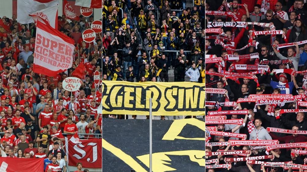 Das Zuschauerranking der Regionalliga