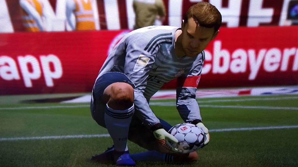 FIFA 20 bringt Torhüter-Anweisungen ins Spiel.