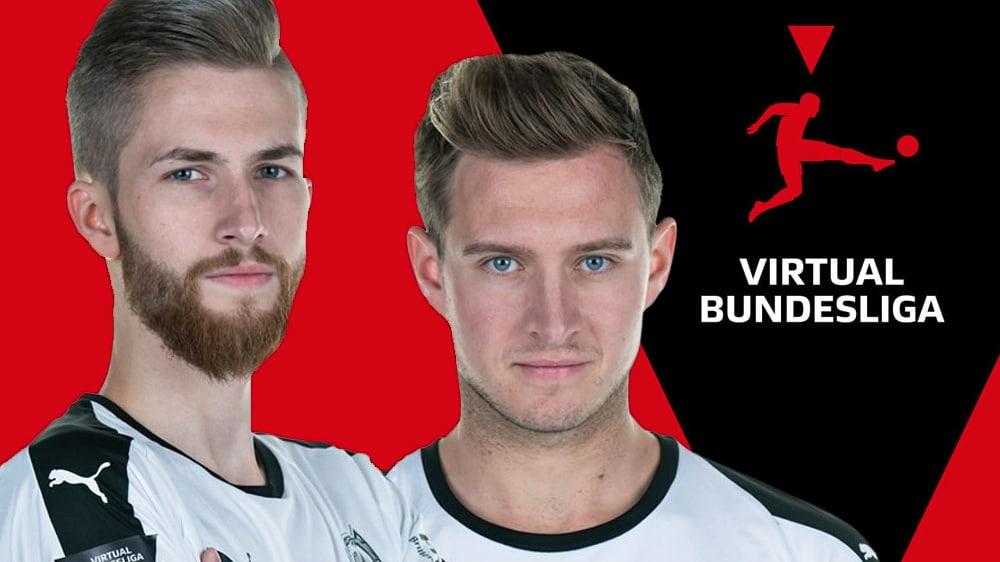 Borussia Mönchengladbach verteidigt die Tabellenspitze der VBL Club Championship