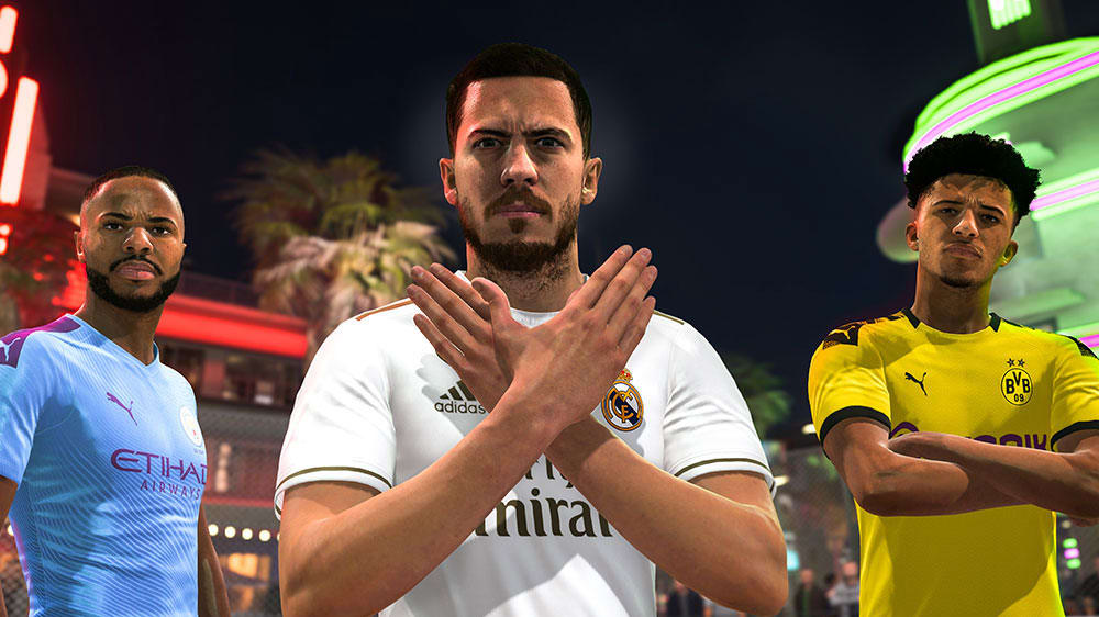 EA SPORTS bringt zum PES 2020 Release die FIFA 20 Demo raus.