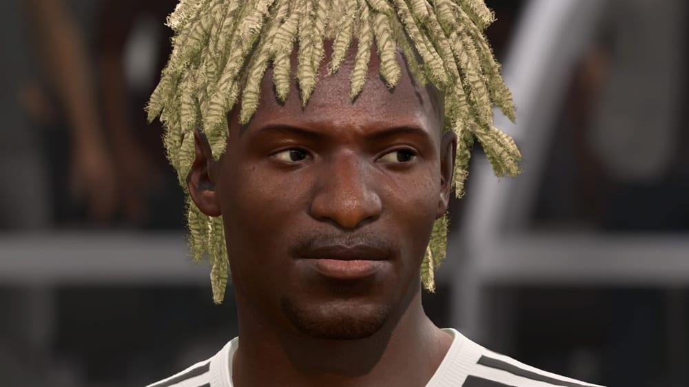 Allan Saint-Maximin von Newcastle United zeigte sich öffentlich unzufrieden mit seiner Optik in FIFA 20 und bat um einen Gesichts-Scan