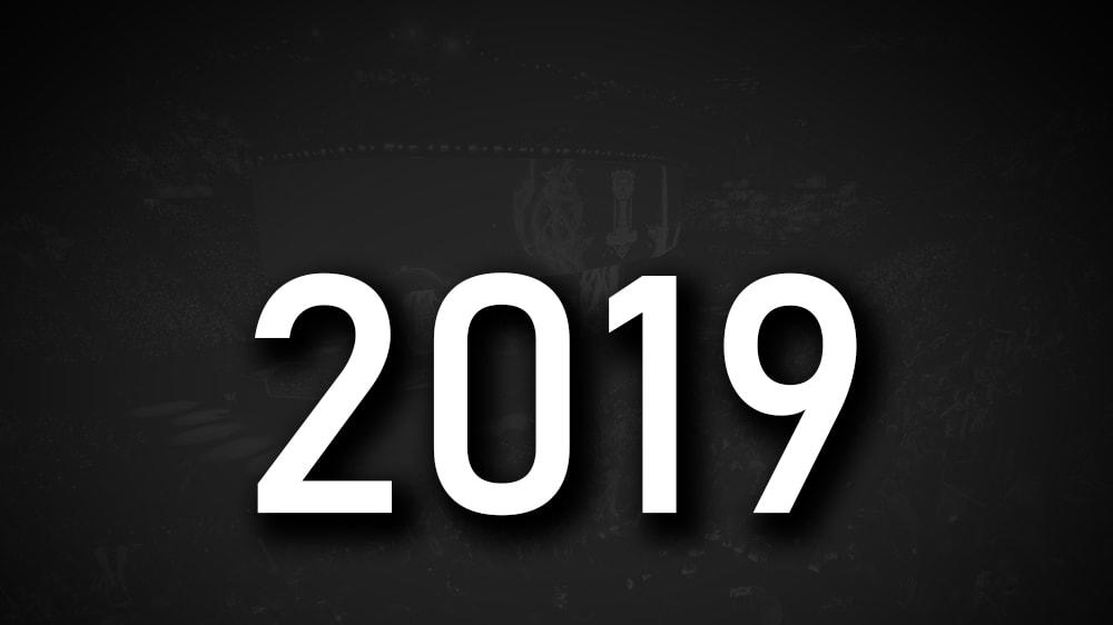 Ein Jahr geht zu Ende, wir blicken zurück auf 2019.