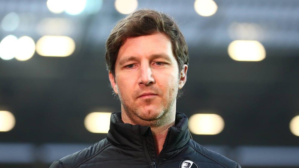 SC Freiburgs Sportdirektor Jochen Saier sieht eine Gefahr im eSport.