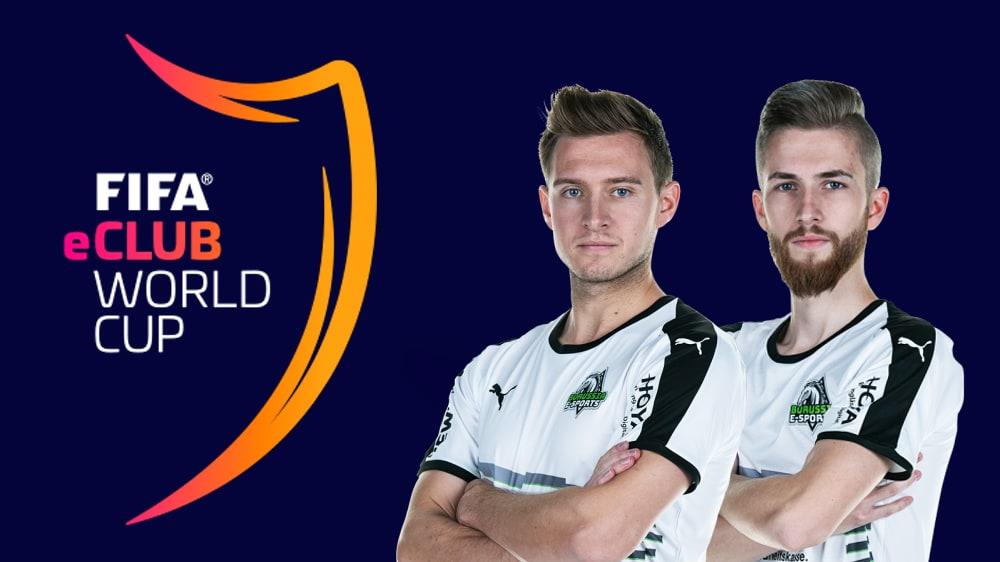 'Der_Gaucho10' und 'Jeff95' treten bei der Klub-WM mit Borussia Mönchengladbach an