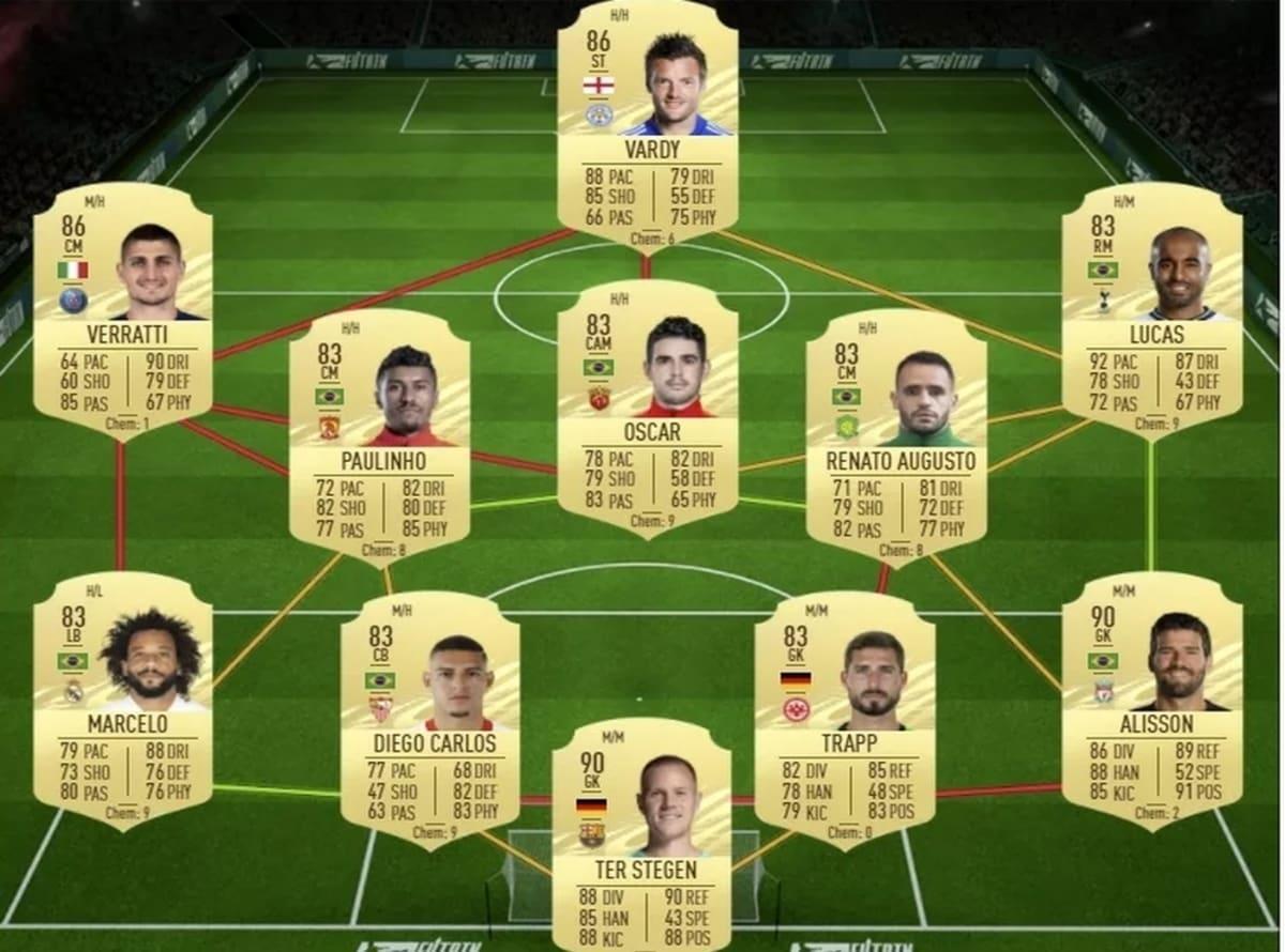 FIFA 21 Ultimate Team: So sichert ihr euch die neue Karte von Riyad Mahrez  - kicker