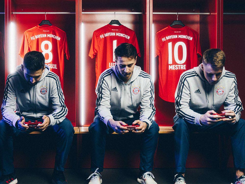 Jetzt ist es doch geschehen: Beim FC Bayern München spielen die ersten eSportler.