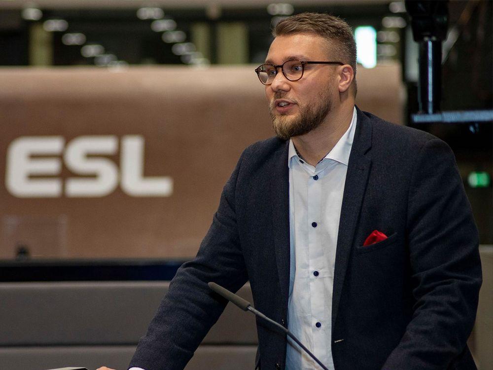 ESBD-Präsident Hans Jagnow kämpft schon seit mehreren Jahren für die Gemeinnützigkeit von eSport-Vereinen.