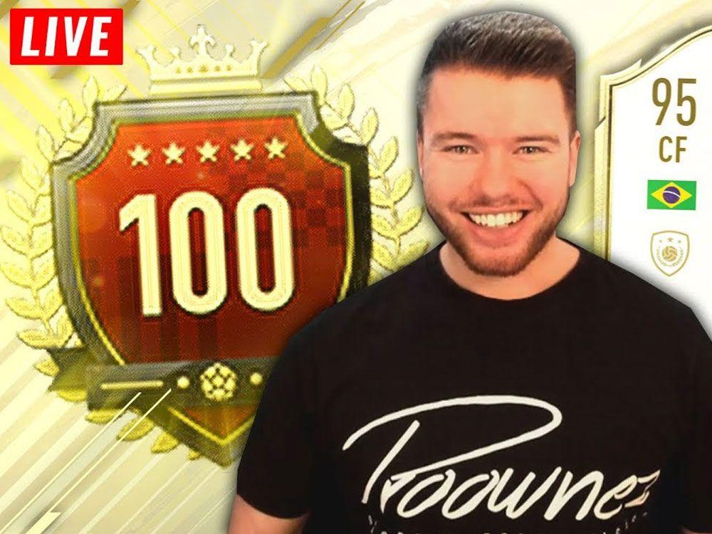 So präsentiert 'proownz' seine Videos auf YouTube.