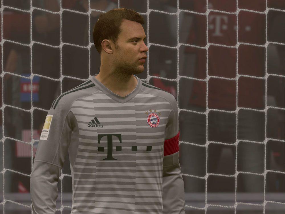 Manuel Neuer erfüllt einige Kriterien die ein guter Keeper in FIFA 20 benötigt.