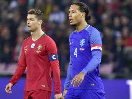 Ronaldo gegen van Dijk und die Sehnsucht nach dem Titel
