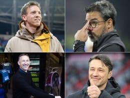 Das sind die Bundesliga-Trainer der Saison 2019/20