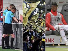 Verlierer, Gewinner, Videobeweis: Das Urteil der Profis zur Saison