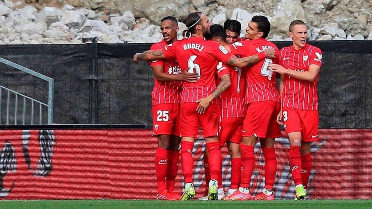 Der Pfosten rettet, Rafa Mir trifft, Sevilla siegt
